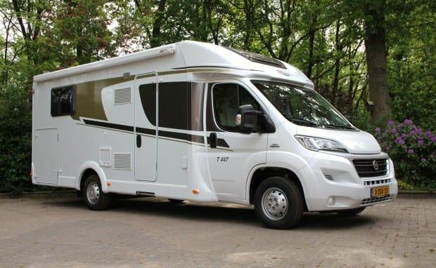 Carado T 447 verkocht