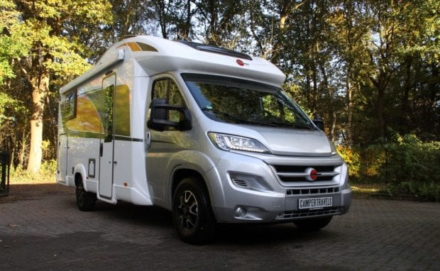 Bürstner Ixeo Time IT 726 G camper