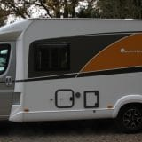 Bürstner Nexxo Time 690 G camper camper huren