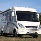Hymer MLI 580 verkocht camper huren