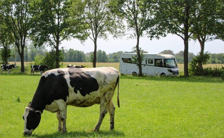 Met de camper door Nederland