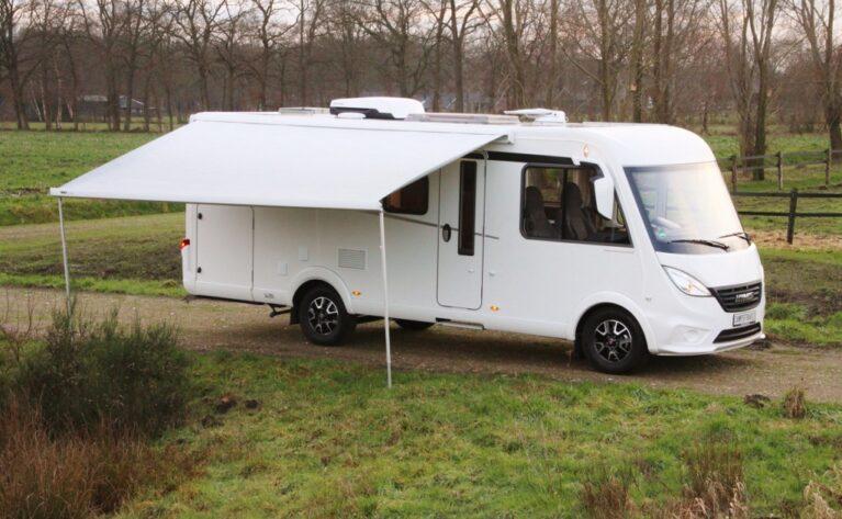 Hymer I 580 camper verhuur 2021 nr 3