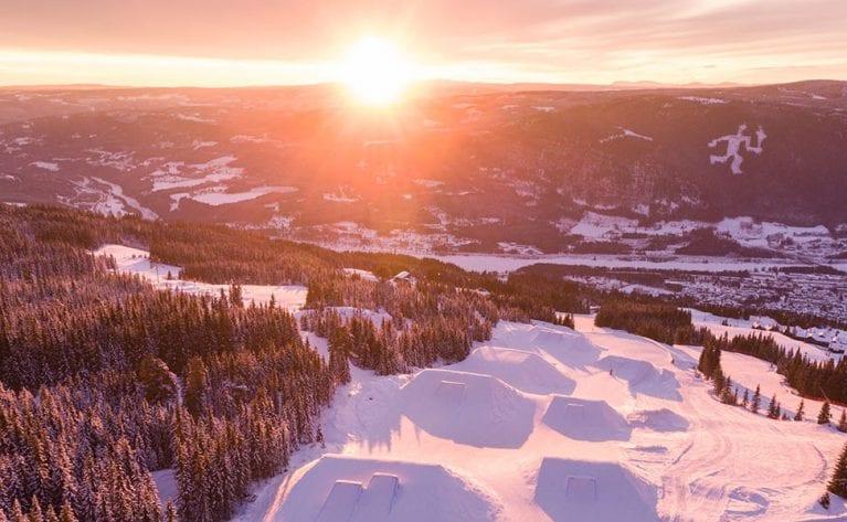 Het land van de maand: Noorwegen