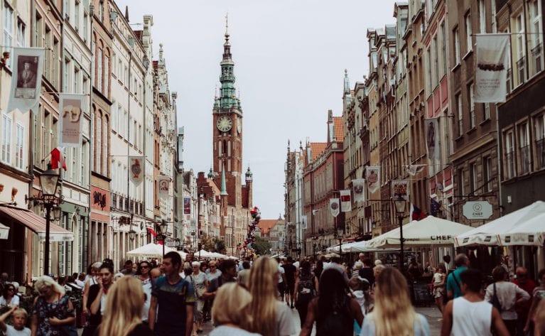 Het land van de maand: Polen